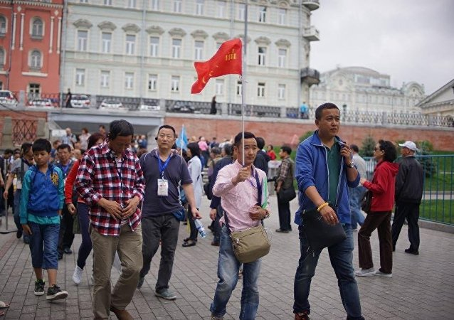 莫斯科正为来2018年世界杯看球的球迷制定徒步参观路线