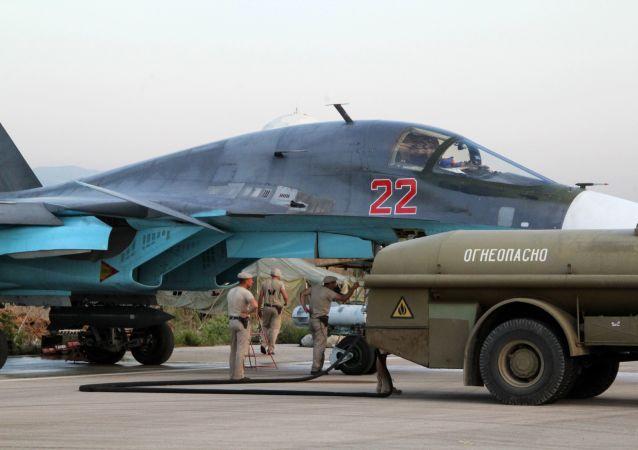 叙利亚伊斯兰国组织因俄罗斯空中打击准确度而心惊胆战