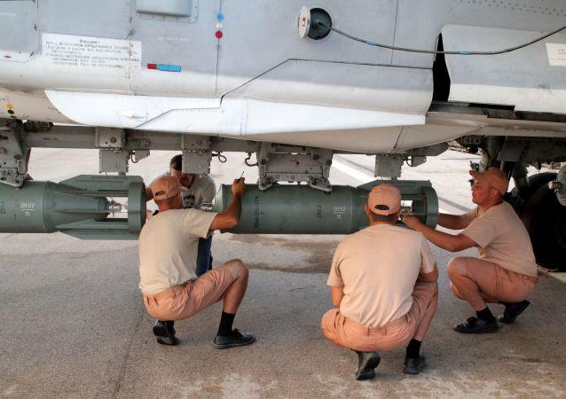 俄在叙的任务旨在消除对该地区和国际社会的恐怖主义威胁