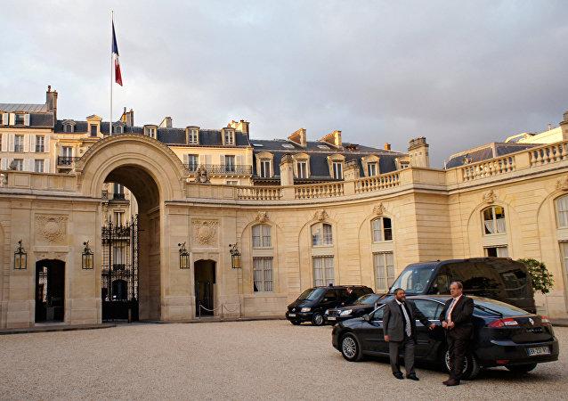 巴黎,爱丽舍宫