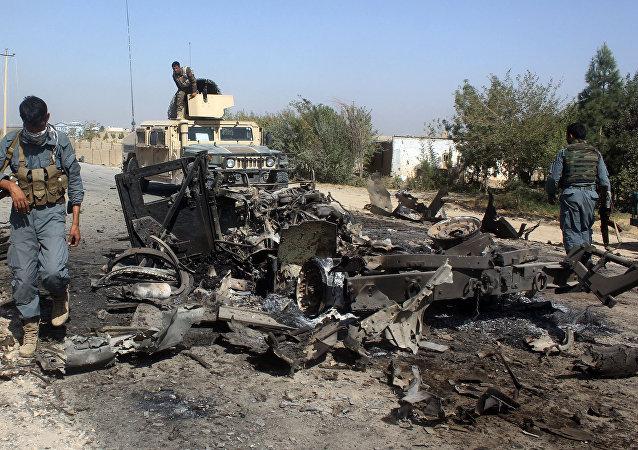 北约:美国可能与阿富汗医院遭炮击事件有关