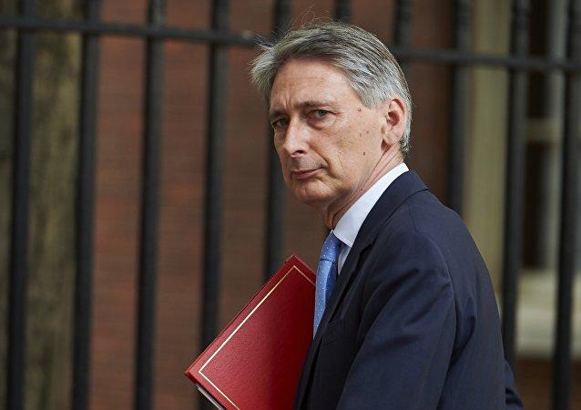 哈蒙德:英國近期正就其在歐盟成員國身份問題積極談判