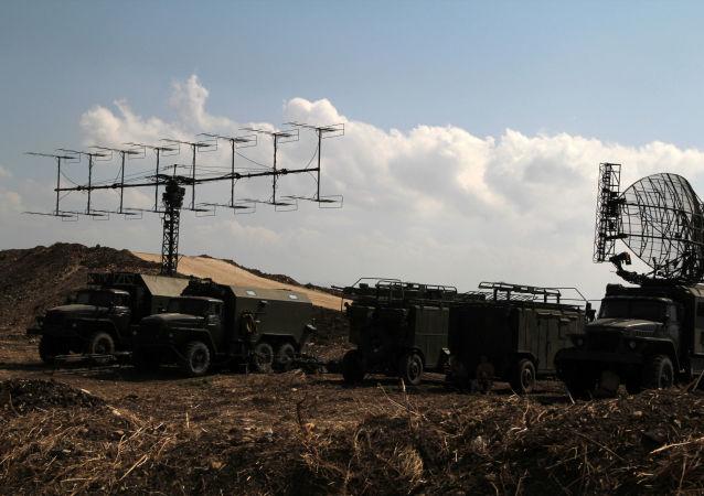 俄驻叙利亚赫迈米姆基地
