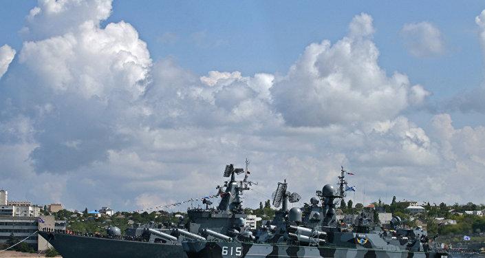 俄海軍上將:黑海艦隊可用於在敘利亞封鎖海岸