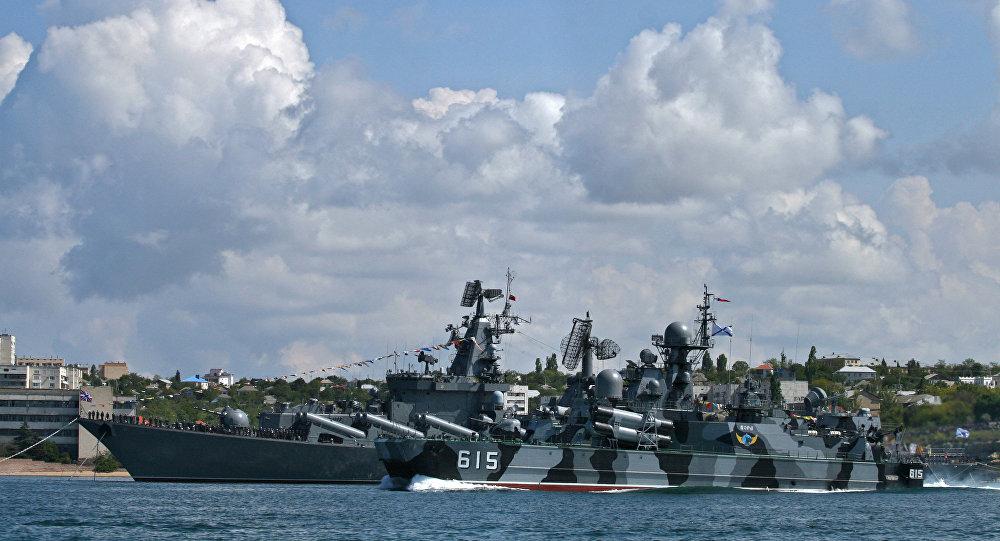 俄国防部辟谣 黑海舰队进入最高级战备状态消息不实