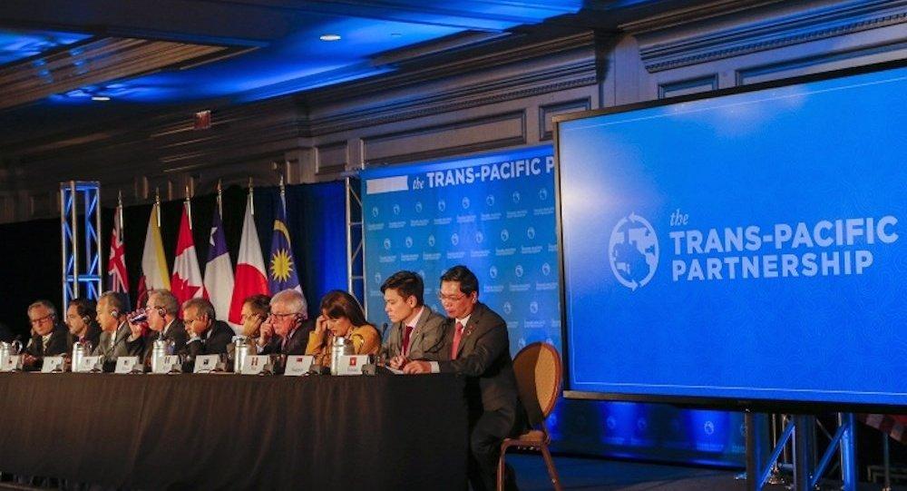 中國專家:TPP前途不明或無法實現