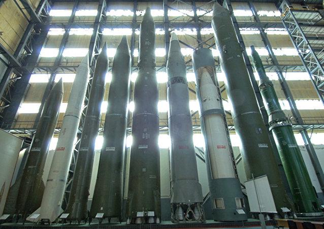 俄罗斯战略火箭军军事学院
