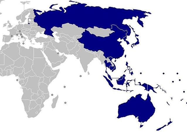 東亞太平洋地區