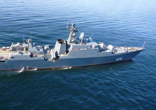 俄罗斯愿意为越南的护卫舰装备Club导弹