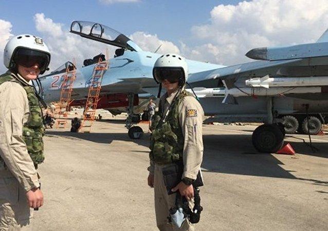 美国正等待俄方就叙利亚飞行安全提议回应