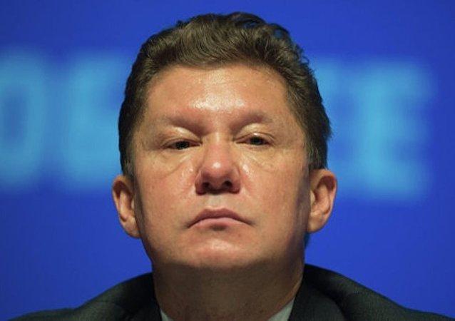 俄气总裁期待2016年春季与中国签署西线供气合同