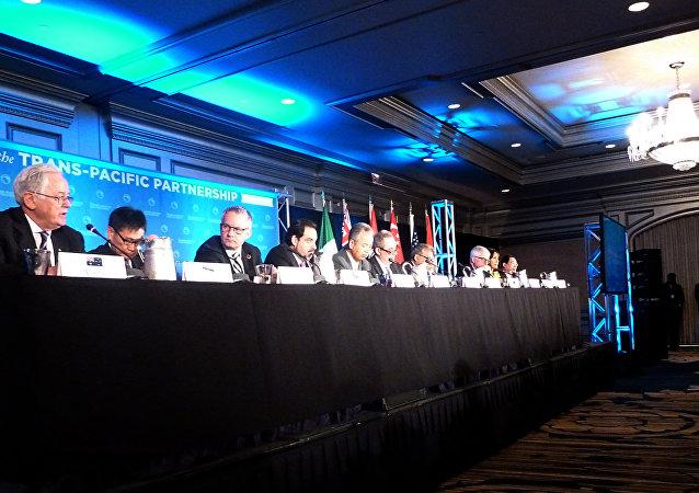 专家:建立TPP降低WTO的作用 但可能给俄带来新机遇