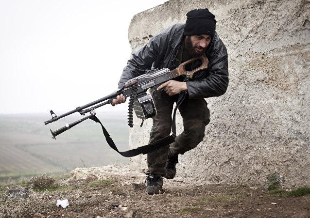 叙自由军建议俄罗斯在开罗就叙利亚相互协作举行会谈