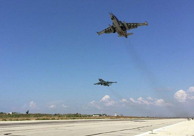 俄空天軍兩晝夜內在敘境內空襲強度大幅下降