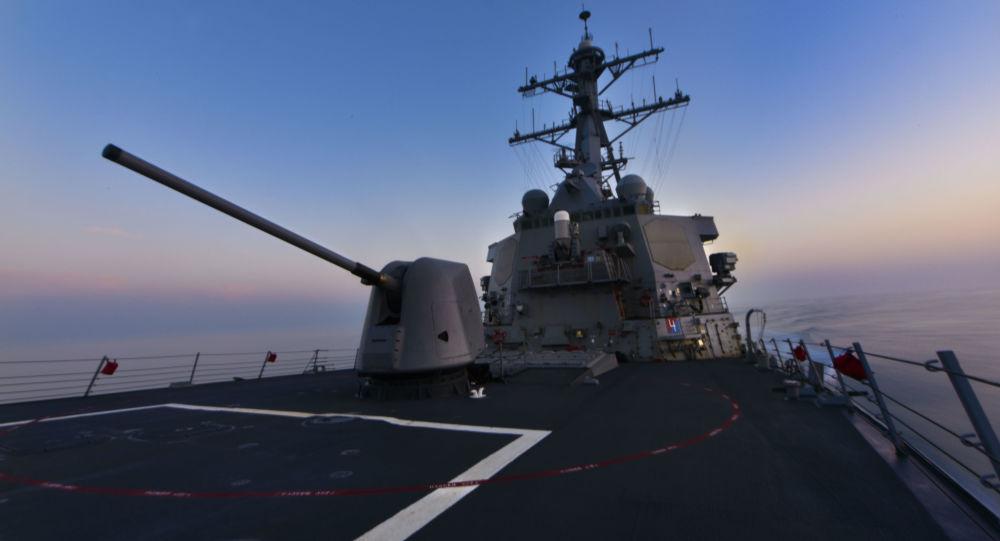 波特号驱逐舰(USS Porter)