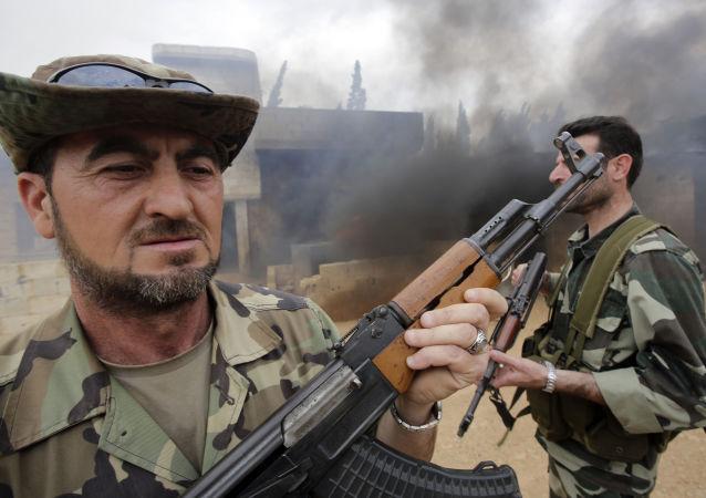 """普京表示支持叙利亚政府军与自由军联合对抗""""伊斯兰国"""""""