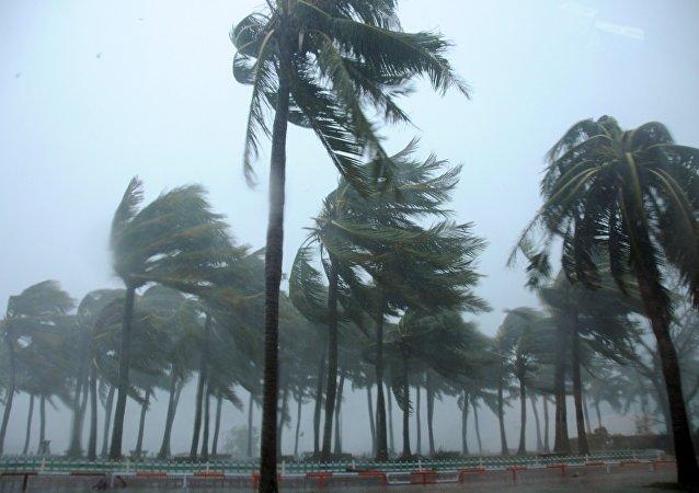 大西洋熱帶風暴「奧費利婭」已變為颶風