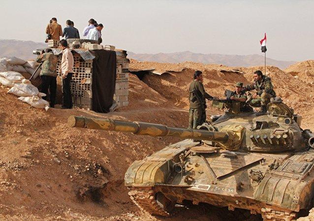 俄方称对谁能最终获得美国向叙利亚反对派所供武器存有疑问