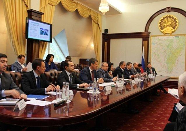 俄中中小企業會議