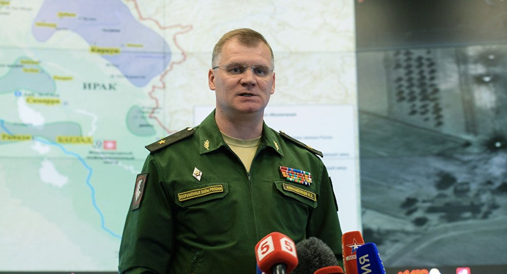 俄國防部:敘利亞停火制度目前只有敘政府軍遵守