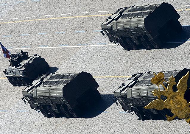 俄国防部表示,俄南部军区2015年将获得近2千件武器装备