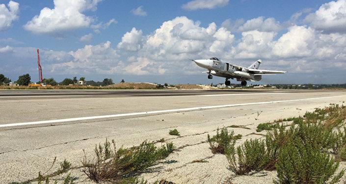 叙利亚在俄罗斯空天军协助下粉碎IS