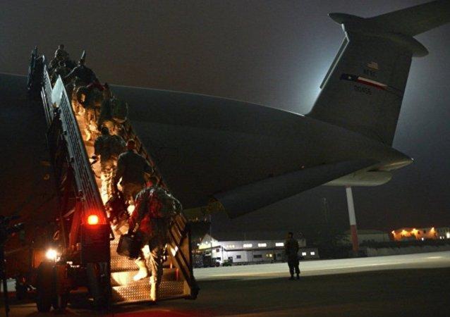 美国将继续执行训练叙利亚反对派战士的计划
