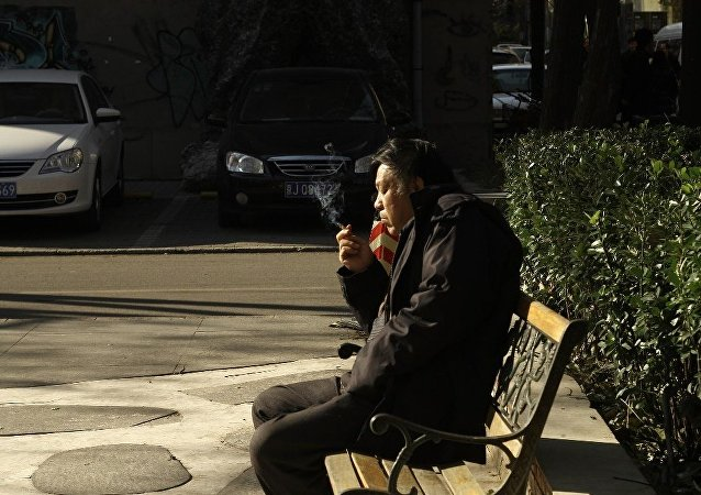 本世纪2亿中国人可能死于吸烟