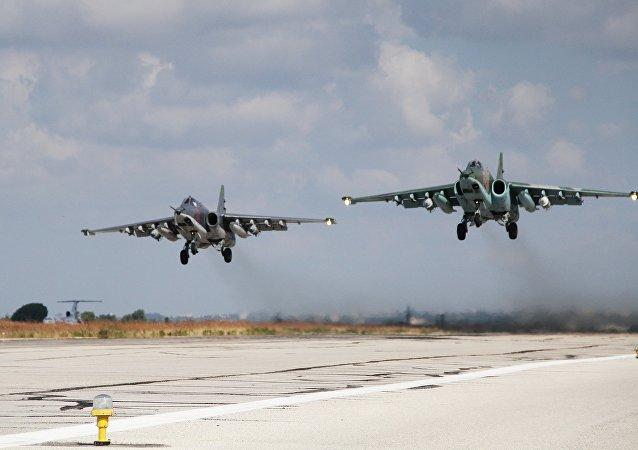 Hmeymim空军基地, 叙利亚
