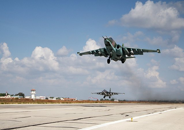 俄国防部:俄驻叙空天军一周内完成约530次战斗出动