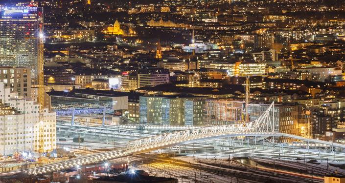 挪威的首都奥斯陆