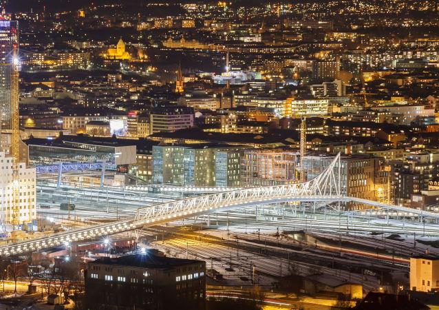 挪威的首都奧斯陸