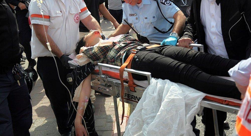 以色列政府称耶路撒冷发生3起恐袭 致数人受伤