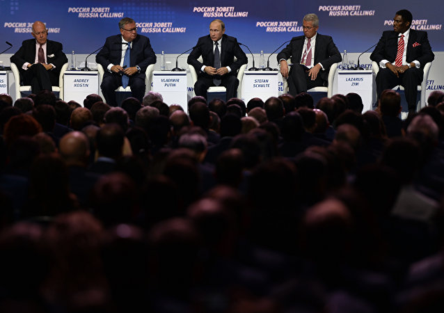 普京:欧美应与俄方一起促成叙利亚冲突各方开展对话