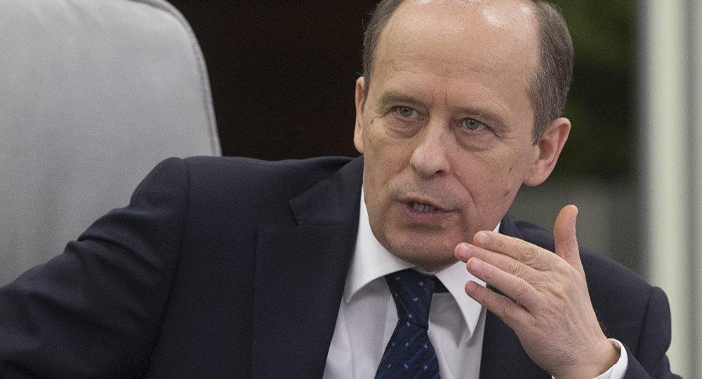 俄安全局局长:西方国家纵容恐怖组织在叙利亚建立网络