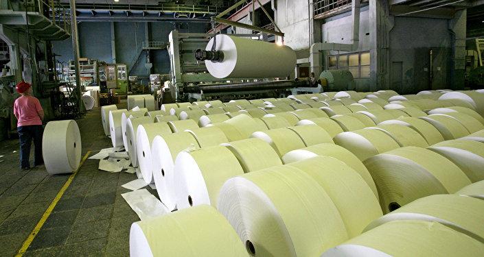 阿马扎尔制浆造纸厂一期工程拟于2019年12月投产
