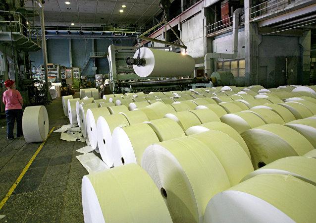 阿馬扎爾制漿造紙廠一期工程擬於2019年12月投產