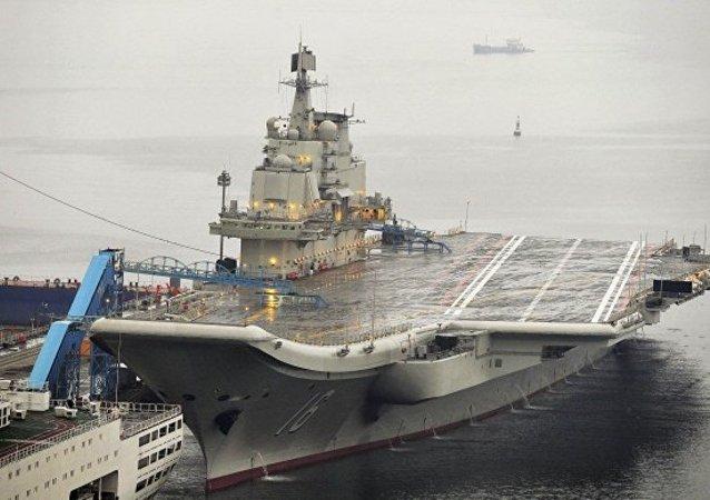 中國外交部:中方無向敘派遣遼寧艦的計劃