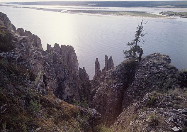 勒拿河,  雅库茨克