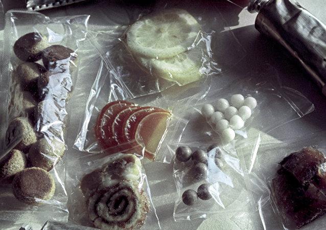俄航天技術設備總公司將向外國宇航員推廣俄羅斯太空食品