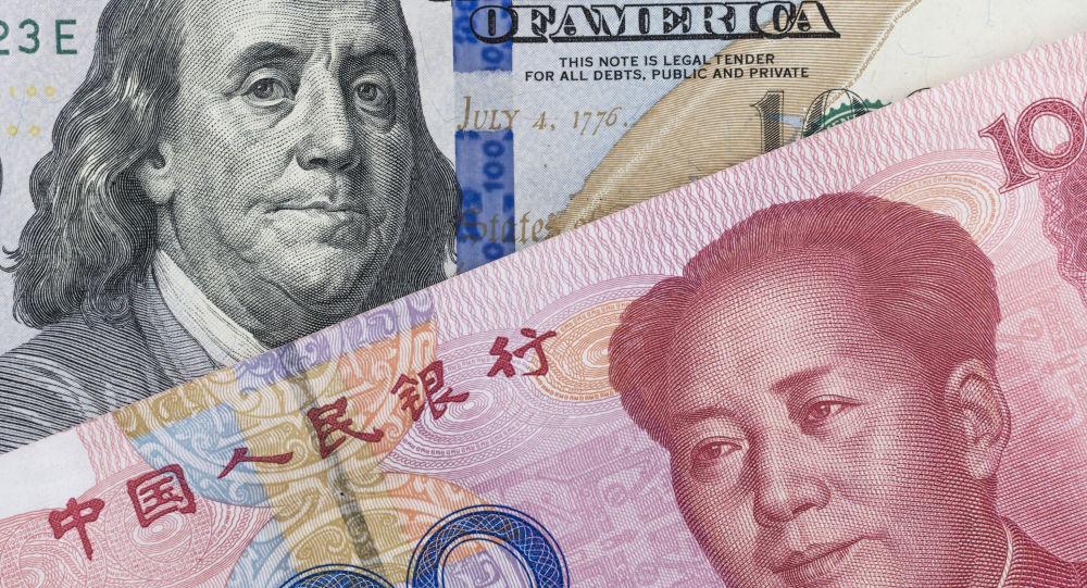 美财政部:中国9月减持美债约140亿美元