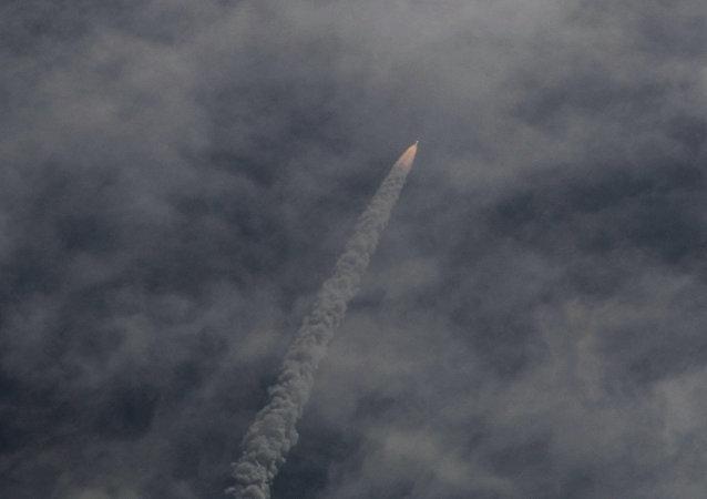 印度火箭將學生研制的世上最輕衛星送上太空軌道