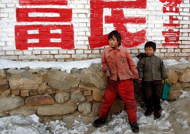 中國準備在2020年前根除貧困