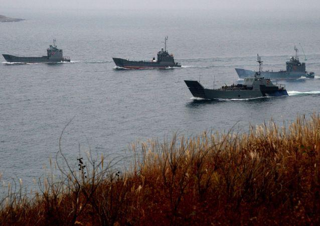 俄阿穆爾造船廠計劃如期交付兩艘20380型護衛艦
