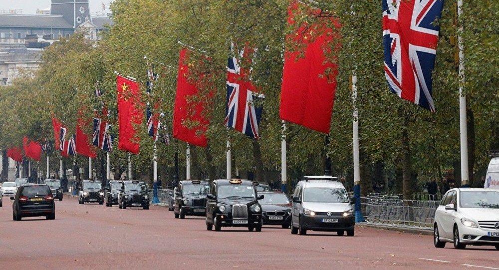 英國專家稱英中自貿協定談判陷入停滯