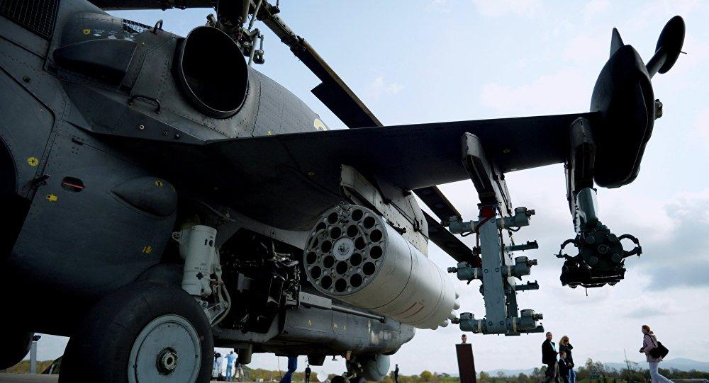 """""""俄罗斯直升机""""公司准备好为埃及配齐""""西北风""""级直升机航母所需设备"""
