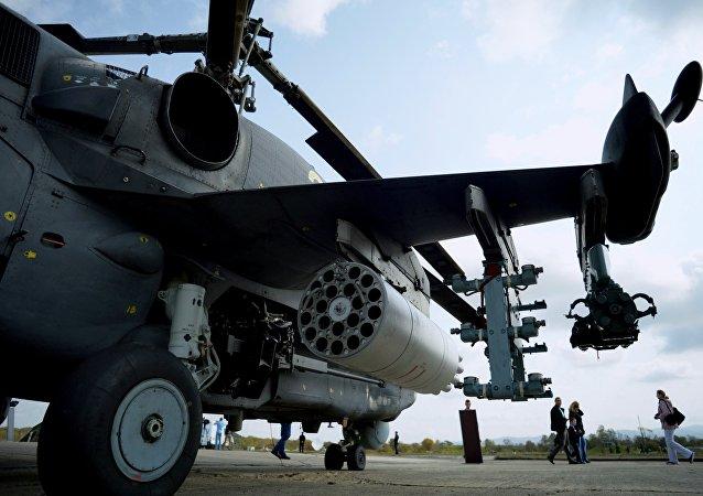 「俄羅斯直升機」公司準備好為埃及配齊「西北風」級直升機航母所需設備