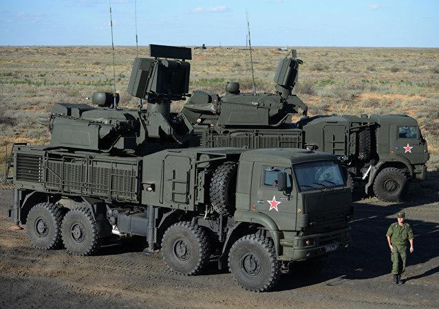 铠甲-S1系统加强堪察加半岛防空导弹团实力