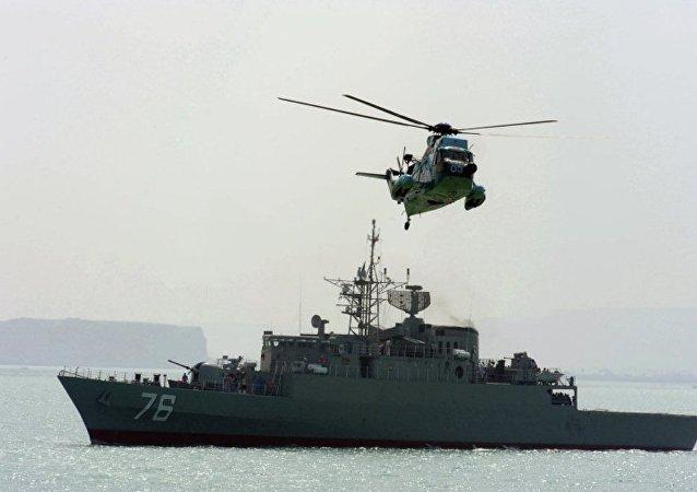 伊朗将派遣军舰前往美国海岸