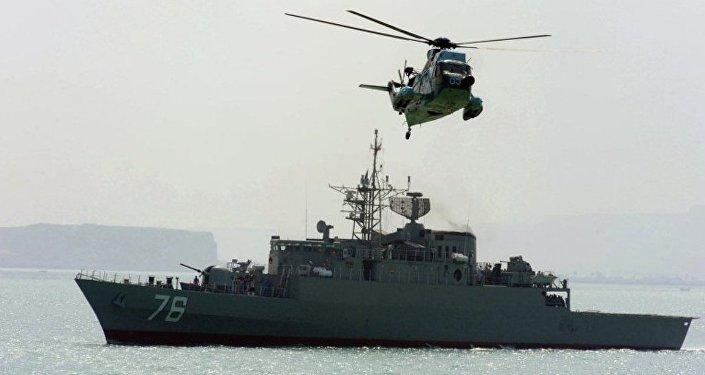 伊朗海军舰